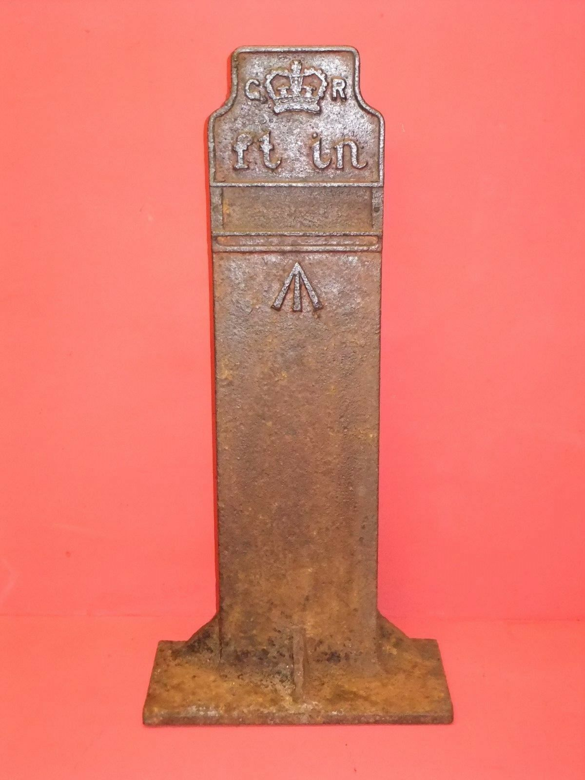 Telegraph cable marker post at ebay by frederick200503
